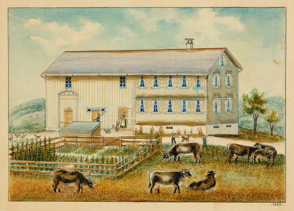 Babeli Giezendanner 1831–1905