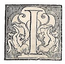 [Poetry, St. Peter] De Pucci, Lagrime, 1560