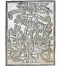 [Erotic Novel, Forbidden Books, Chivalry] Caviceo, 1538