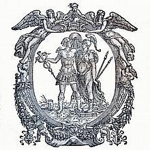 [Poetry, Renaissance] Bembo, Rime, 1552