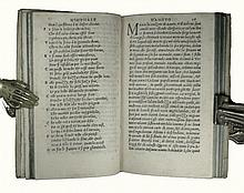 [Love Novel, Florence] Boccaccio, Ameto, 1529