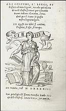 [Ethnology, Explorations] Bohem, 1543
