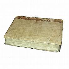 [Greek and Latin Mythology] Boccaccio, Genealogia, 1585