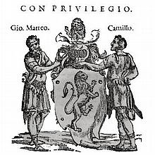 [Military art and science, Strategy] Cicogna, 1583