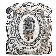 [Satire, Renaissance, Clocks] Ariosto, Satire, 1573