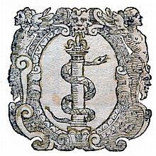 [Love, Platonism] Bembo, Gli Asolani, 1575