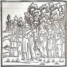 [Aldus] Colonna, Hypnerotomachia Poliphili, 1545