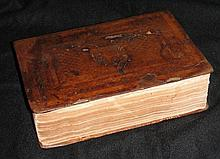 [Incunable] Clavasius, Summa, 1486
