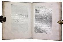 [Etiquette, Aldus] Della Casa, Galateo, 1558