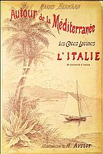 [Mediterranean Sea and Italy, Travels] Bernard, 1897