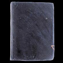 [Manuscript, Arabic Magic] Picatrix [Gayat al-Hakim], 1624, unique copy