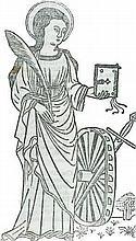 [Incunable] Catherina de Alexandria, 1489, unique copy