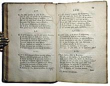 [Poetry, Venice] Dorisso Pireno, Bertoldo, 1758