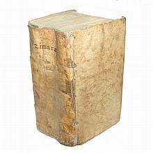 [Alchemy, Magic, Spagyric] Zimara, 1625-26