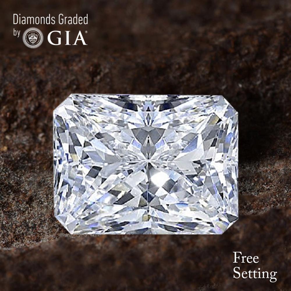NO RESERVE - GIA Investment Grade Diamonds