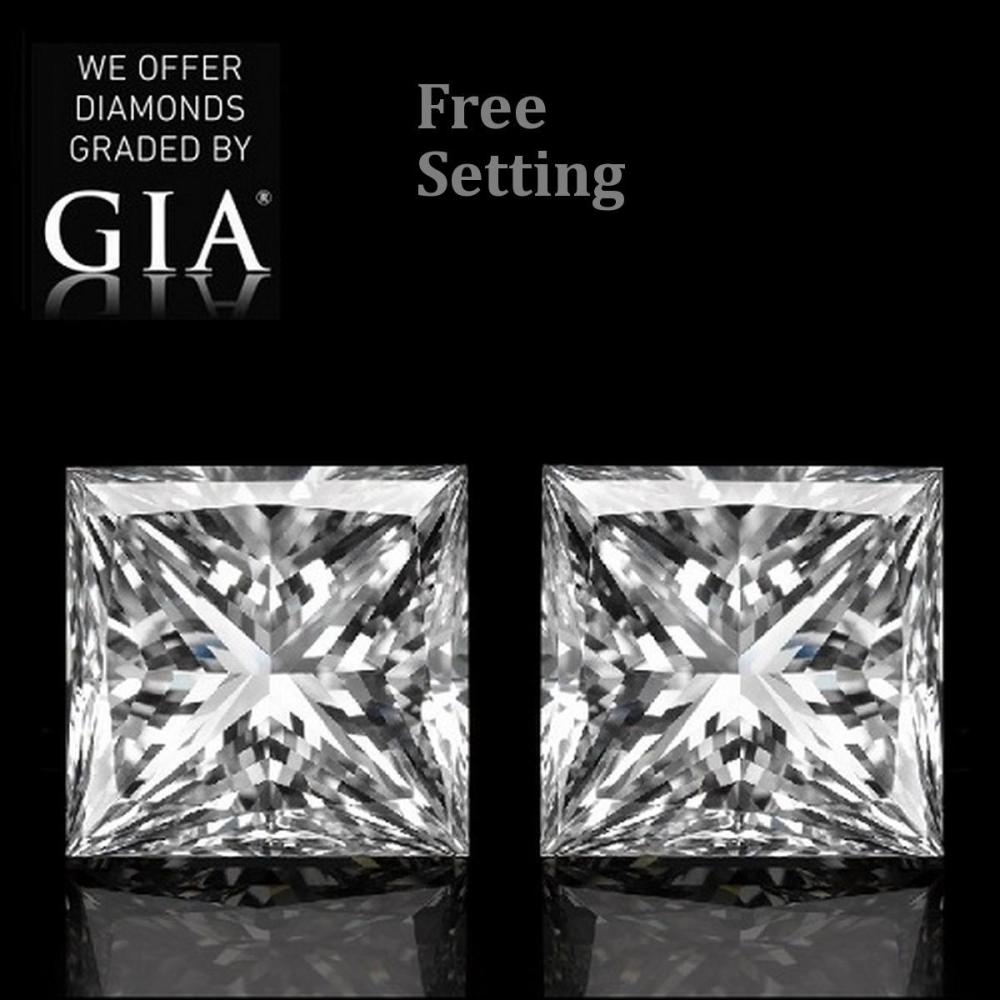 Exclusively contracted by the Source, GIA Graded Large Diamonds