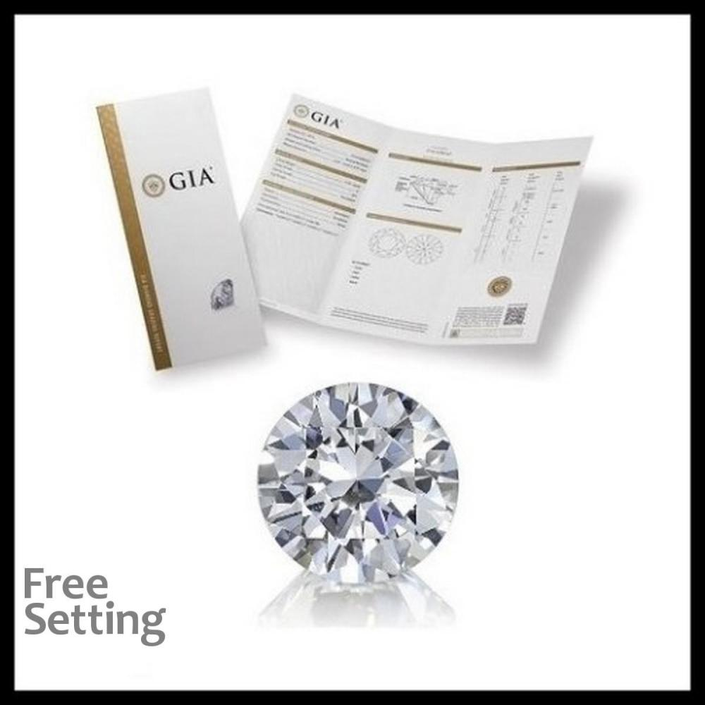 2.00 ct, D/VS1, Round cut Diamond, 60% off Rapaport List Price (GIA Graded), Unmounted. Appraised Value: $147,000