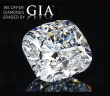 Day 2: Rare Colorless & Fancy Colored Diamond Auction | By Bid Global
