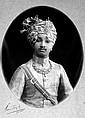 VANDYK, LONDON,  Portrait of the H. H. Maharaja Ajit Singh of Jodhpur
