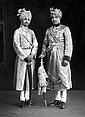 VANDYK, LONDON, Portrait of H. H. Maharaja Umaid Singh and H. H. Maharaj Ajit Singh of Jodhpur, c. 1928