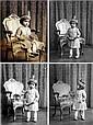 VANDYK, LONDON, Four Portraits of Maharaj Kumar Hanwant Singh of Jodhpur