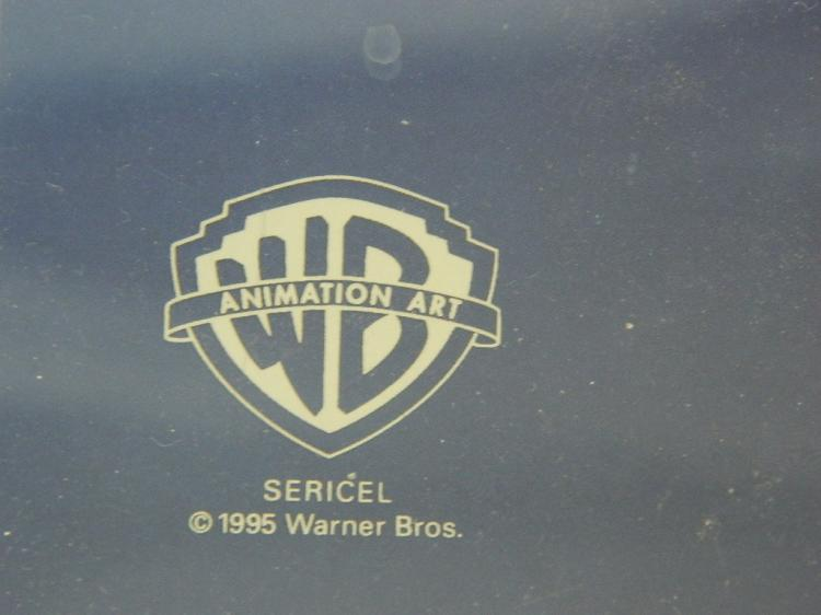 Lot 11: Warner Bros. Of Mice and Maniacs Sericel 1995