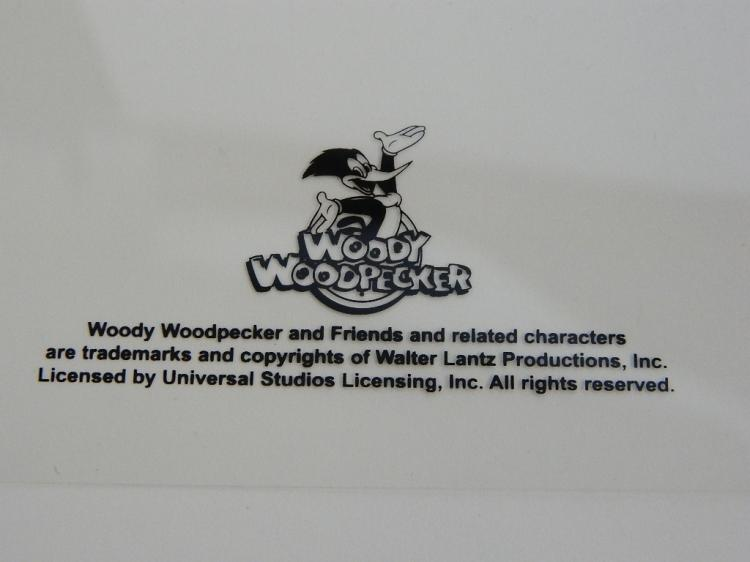 Lot 12: Woody Woodpecker South of the Border Sericel 2000