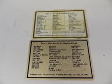 Lot 35: Playboy Club Membership Card Key Cup Tray LOT