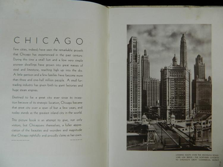 Lot 91: Chicago Beautiful&Chicago RR Fair Brochures