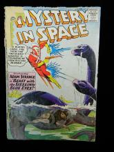 Lot 92: Mystery in Space Comic Book 1960 Issue No.62