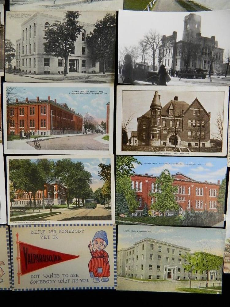 Lot 96: A Lot of Various Postcards from the early 1900's
