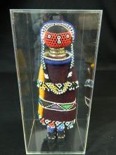 Lot 138: Zulu Doll from Africa in Case