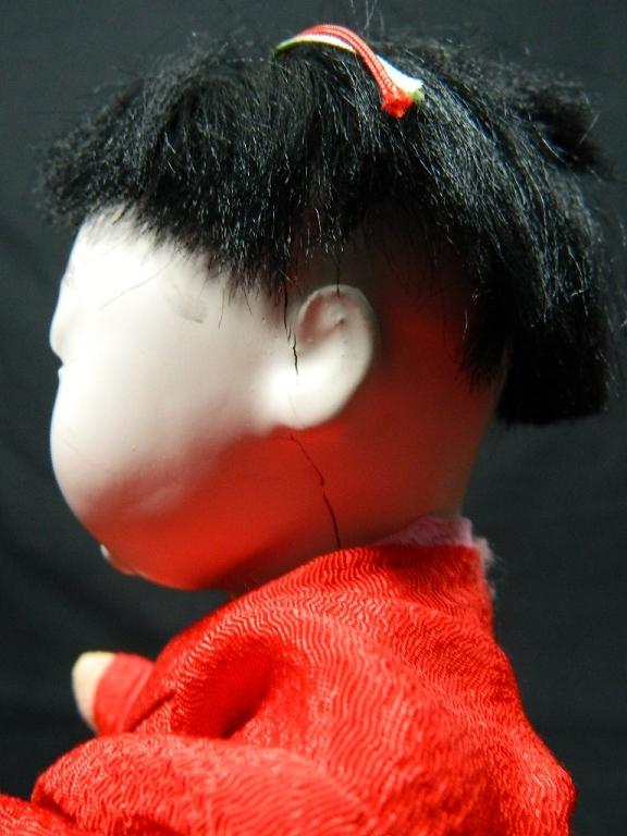 """Lot 179: The """"Waza"""" Japanese 7"""" Doll"""
