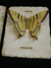 Lot 193: Painted Insect Sculptures -Conservatory Collection