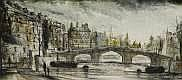 RONALD NORMAN FOLLAND View of Richmond upon Thames