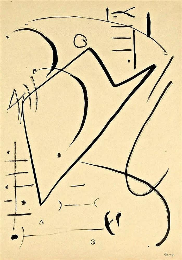 Composition, 1947