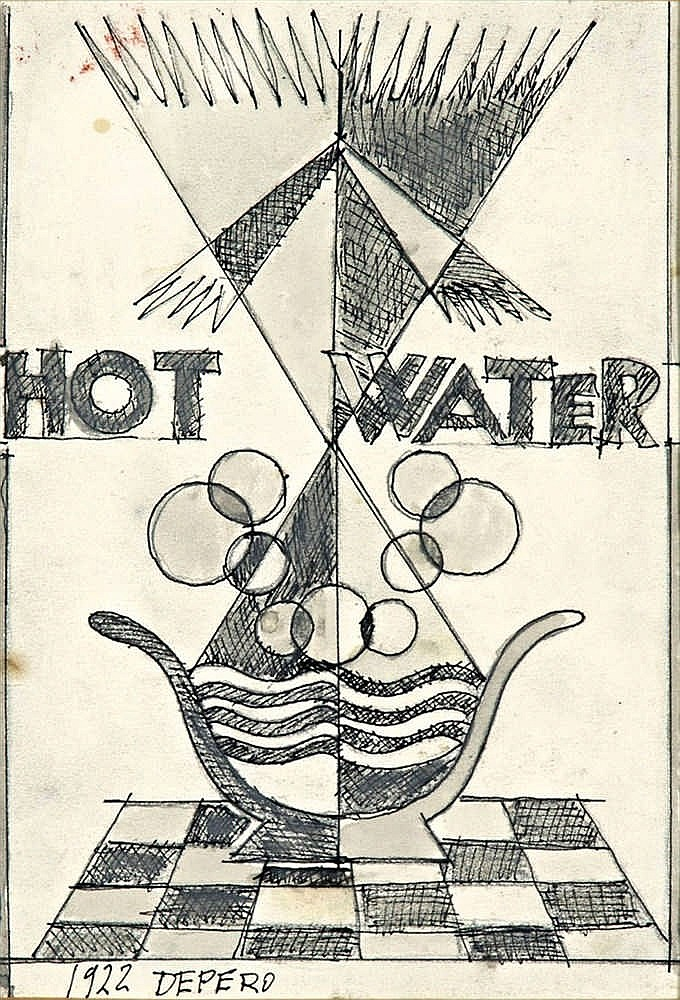 Hot Water, 1922