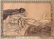 Fantasie und Künstlerkind, (1907)