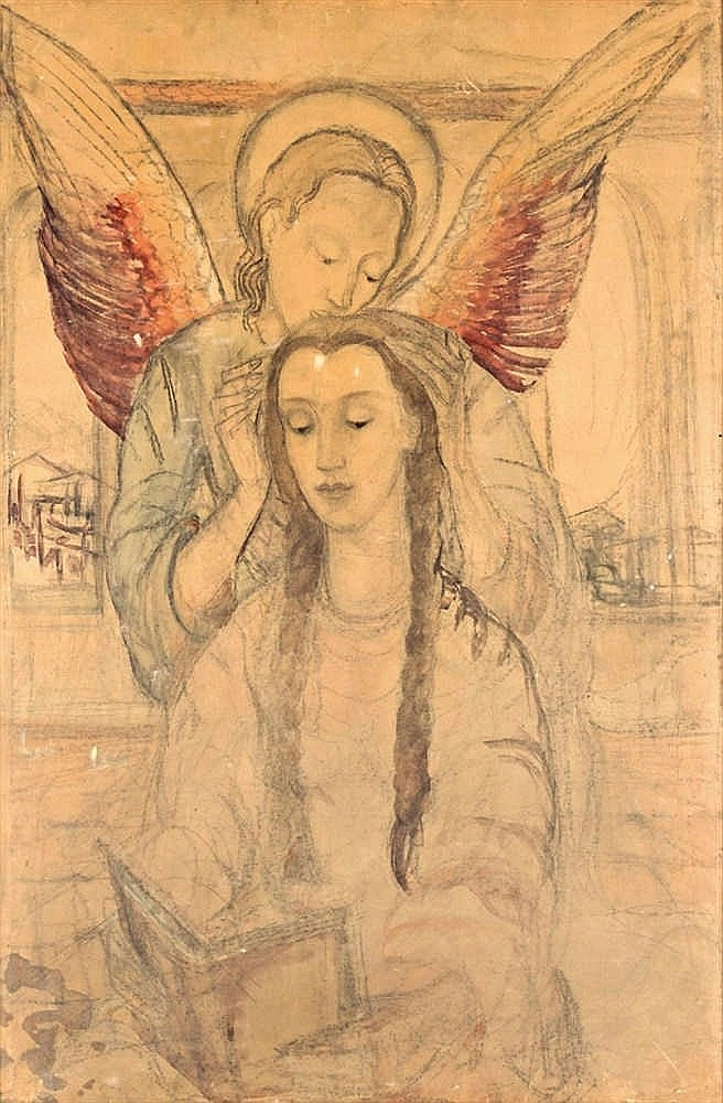 Annunciation of the angels