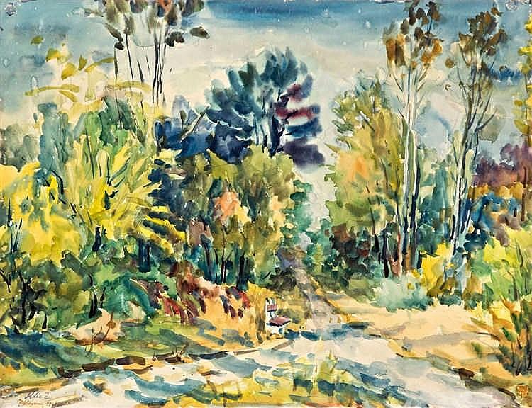 Zebegény, 1941