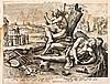 Melancholy, Raphael Sadeler, HUF80,000