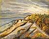 Balaton hillside, Miklós Farkasházy, HUF140,000