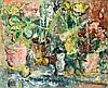 Still life with flowers, Rudolf Diener-Dénes, HUF160,000