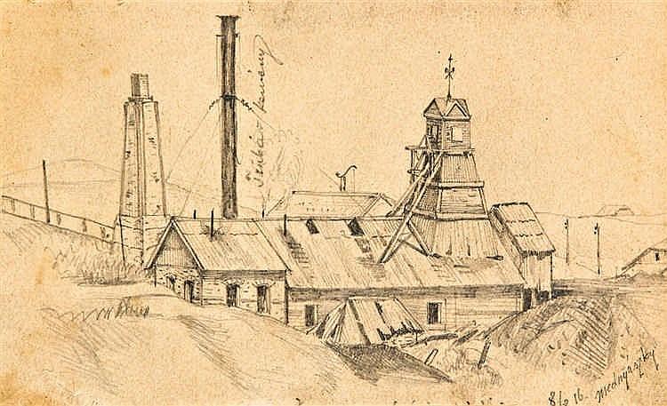 Factory, 1916