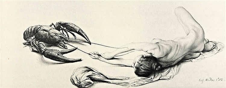 Agony, 1902