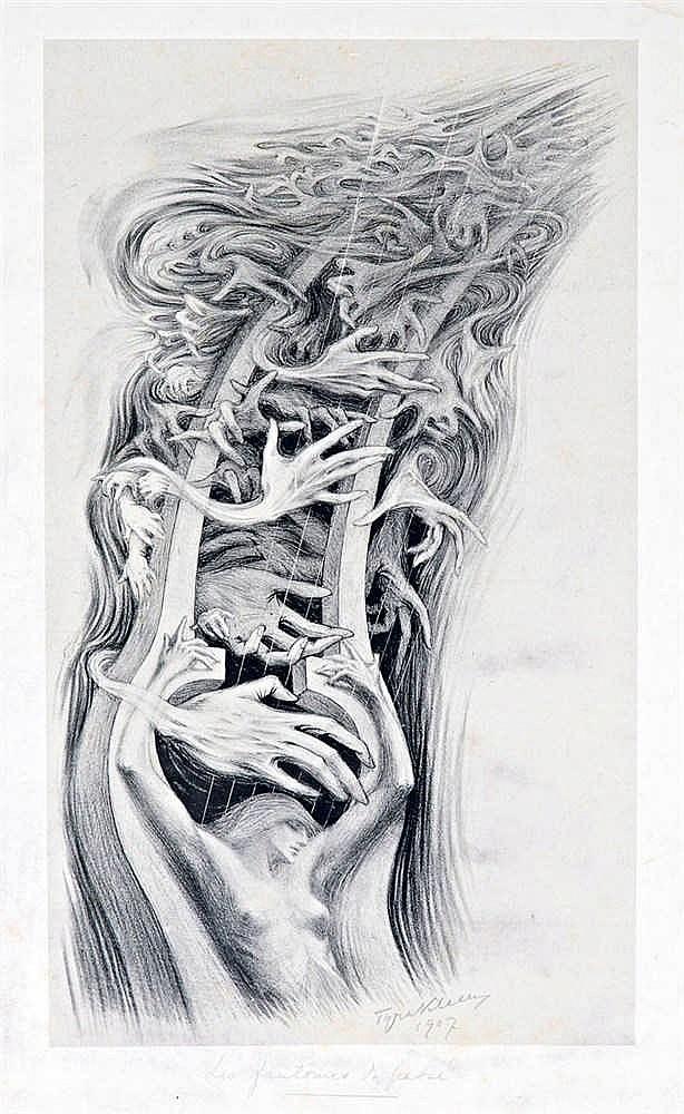 The phantom of the evanescence, 1907