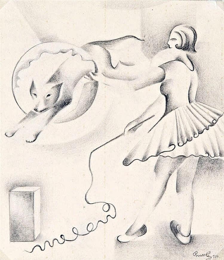 Artiste, 1937