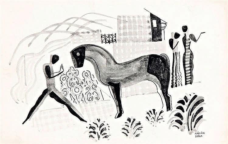 The horse-breaker