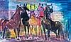 Horses, Zoltán Klie, HUF180,000