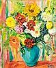 Summer-bouquet, Frigyes Frank, HUF380,000